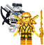Lego-Ninjago-Minifiguren-Sets-Zane-Cole-Nya-Kai-Jay-GOLDEN-DRAGON-LLOYD-Minifigs Indexbild 14