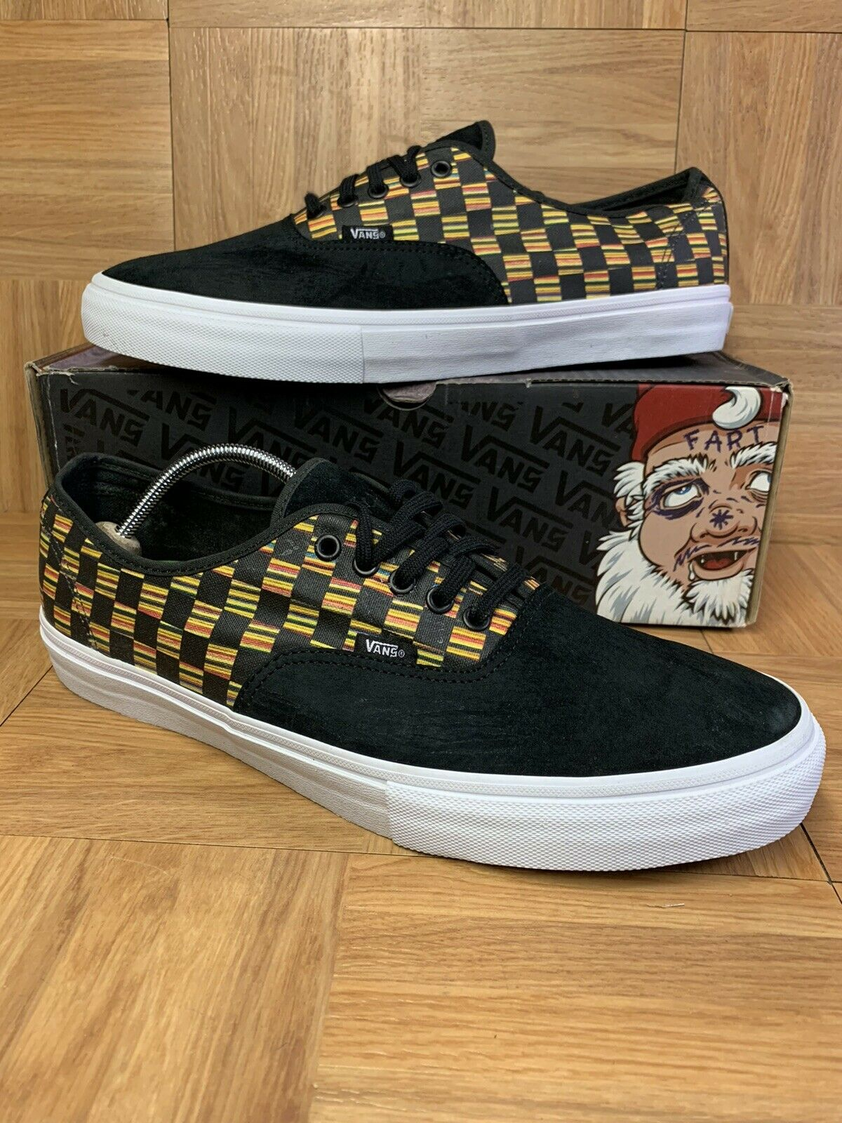 vans shoes syndicate