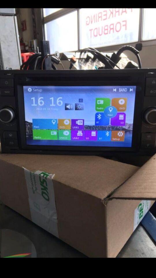 Bluetooth navigation, t. andet mærke, Multimedia system