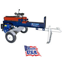Blue Max Patriot 27-ton Horizontal Gas Log Splitter on sale