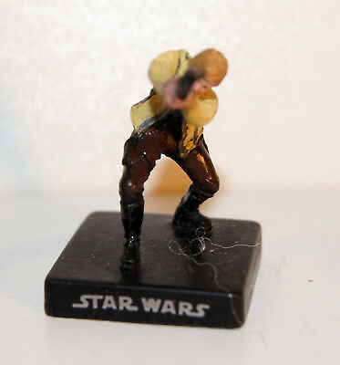 1 X Star Wars Miniatures Alliance & Empire 12 Luke Skywalker Hero Of Yavin P1-58-mostra Il Titolo Originale