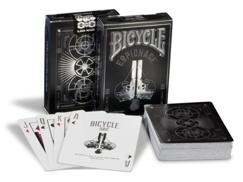 Bicycle Espionage (Limited Edition) Playing Cards New Deck