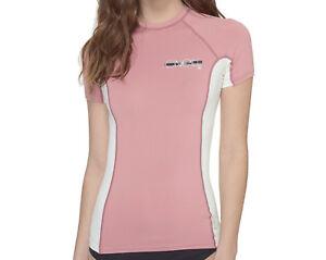 Active print skin Womens O Neill Womens Active Print Skin UV Shirts