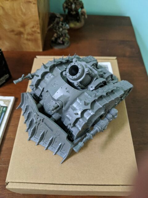 WH40K Death Guard Plagueburst Crawler NEW