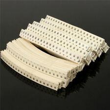 2000pcs 1206 Smd Chip Fixed Resistor Kit 50 Values Assorted Sample Set 010m Ohm