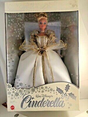 Walt Disneys Cinderella KB Toys Winter Dreams Barbie Doll