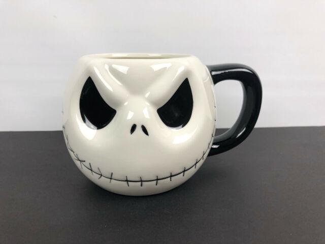 Jack Tim Skellington Mug Christmas Disney Coffee Burton Nightmare Before kXuZPi