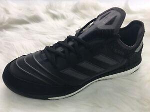 promo code 7ec07 b0700 La foto se está cargando Adidas-para-hombre-negro-COPA-Tango-18-1-