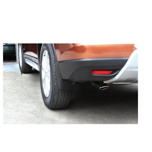 Details about  /4Pcs Mud Flaps Splash Guard Fenders Mudguard For Ford Focus Hatchback 2009-2012