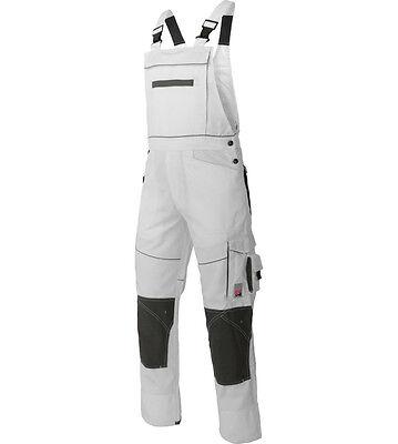 Enthusiastic Arbeitslatzhose Starline Plus Weiß Durable Modeling Kleidung