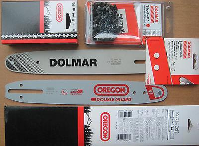 """Schwert passend für Makita DCS4610 35 cm 3//8/"""" 52 TG 1,3 mm Führungsschiene bar"""
