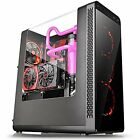 Thermaltake View 27 Black ATX Window Gaming Mid Tower Computer Case, NEW!