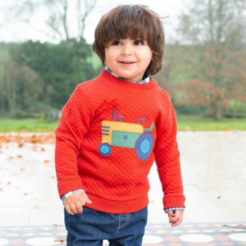 Kite Clothing Tractor Sweatshirt   REDUCED PRICE