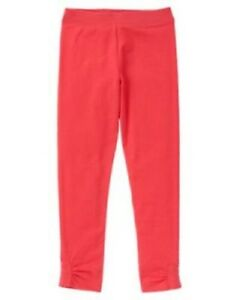 Gymboree-NWT-Girls-Play-By-Heart-Pink-Red-Leggings-Size-4-5-6-7-8-10-amp-12