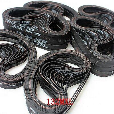 Belt width 2-20mm Select 73MXL//B92MXL to 98MXL//B123MXL Rubber Timing Belt