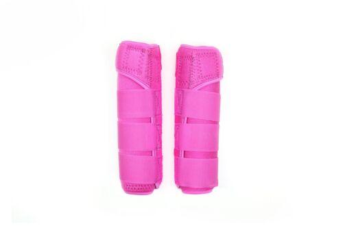 Neddy Wear Neoprene HorseTendon//Sling Boots Pink