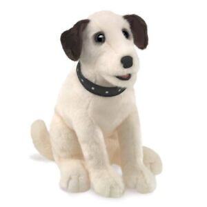 Details about SITTING TERRIER Puppet 3132 New for 2018 ~ Free Ship USA ~  Folkmanis Puppets