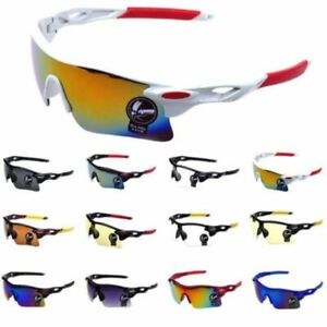 Sports-Cycling-Sunglasses-Men-039-s-Driving-Outdoor-Riding-Glasses-Goggles-UV400
