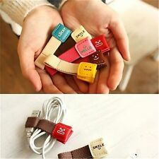 Winder Holder Earphone Organizer Cable Cord Wire