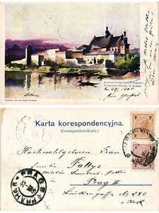 CPA KRAKOW Klasztor Norbertanek w Krakowie. POLAND (287746) 60bpZ1rP-09155349-546463072