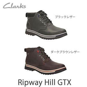 Clarks-Mens-Ripway-Hill-Gtx-WATERPROOF-Brown-Active-Air-UK-7-5-True-8-H