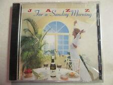 JAZZ FOR A SUNDAY MORNING S/S 1999 CD BEBOP 12 TRACKS CHARLIE BYRD MEL TORME
