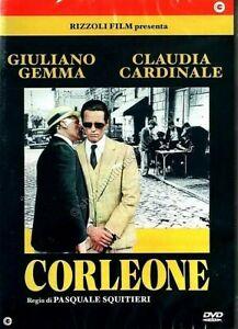 CORLEONE (1978) un film di Pasquale Squitieri - DVD EX NOLEGGIO - CECCHI GORI