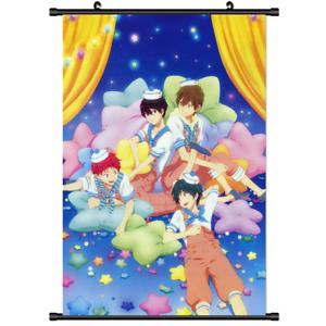 3052-Hot-Anime-Free-Swim-club-print-Poster-Wall-Scroll-cosplay-A