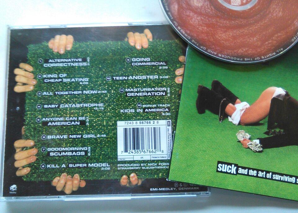 Strawberry Slaughterhouse: 2 CD'er stk. 25 kr. – begge 45