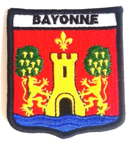 Bayonne Embroidered Patch