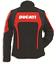 Ducati-Damen-Corse-Tex-2-Stoffjacke-Schwarz-Rot-Groesse-48 Indexbild 2