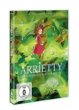 ARRIETTY - DIE WUNDERSAME WELT DER BORGER (AMARAY) DVD