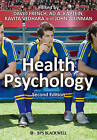 Health Psychology by John Wiley and Sons Ltd (Paperback, 2010)