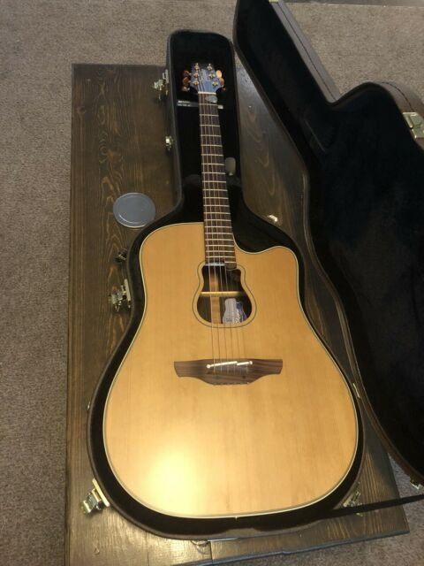Takamine GB7C GARTH BROOKS SIGNATURE Mint Condition Local Pickup Only