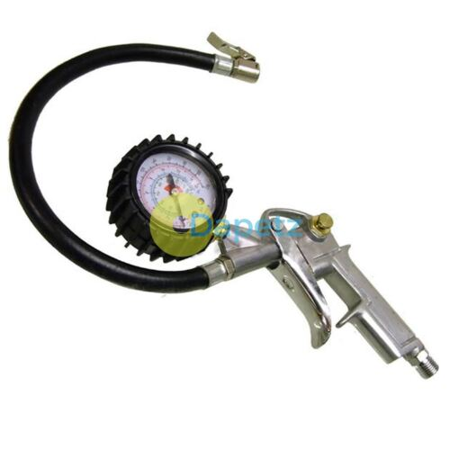 Gonfleur à air pneu Comparateur COMPRESSEUR Flexible pression voiture utilitaire