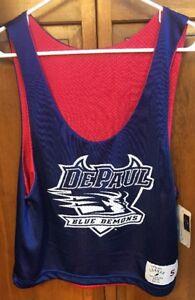 58fefc207ee Image is loading Original-League-DePaul-Blue-Demons-Blue-Red-Basketball-