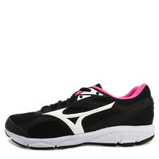 Mizuno Maxumizer 20 [K1GA180102] Men Running Shoes Black/White-Pink
