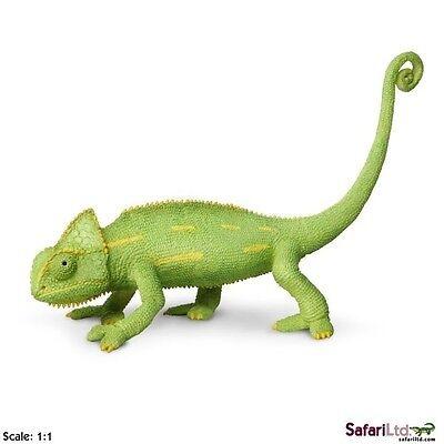 Enthusiastic Chameleon Baby 19 Cm Series Unbelievable Creatures Safari Ltd 261029 Action Figures