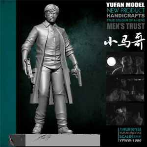 1-35-Young-and-Dangerous-Resin-Model-Kits-Unpainted-Figure-YuFan-65mm