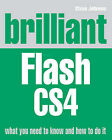 Brilliant Flash CS4 by Steve Johnson (Paperback, 2008)