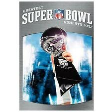 NFL Greatest Super Bowl Moments: XLI Update (DVD, 2008)