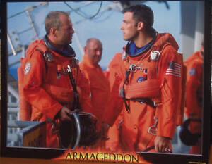 ARMAGEDDON 1998: Lobby Card (Bruce Willis & Ben Affleck ... Ben Affleck Armageddon