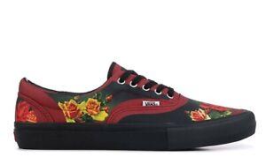 Supreme-Jean-Paul-Gaultier-Vans-Size-11-Era-Pro-Cardinal-Floral-Print-JPG-SS19