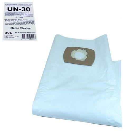 Würth master u.a. 10-20-30 Vlies Staubsaugerbeutel 30 L passend für Work Zone
