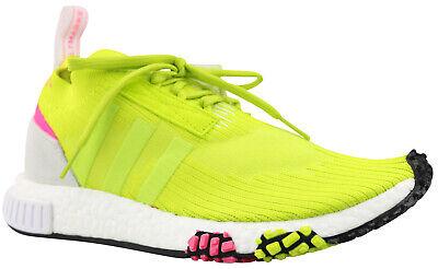 Adidas NMD Racer PK W Primknit Damen Sneaker Schuhe gelb AQ1137 Gr 36 40,5 NEU | eBay