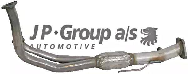 JP Abgasrohr Für Fahrzeuge Mit Katalysator FIAT Punto 46424891