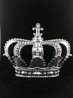 His And Hers Crown Wall Decor royal crown wall decor black prince princess king queen his hers