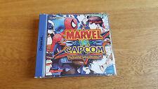 Marvel vs. Capcom - Clash of Super Hero - SEGA Dreamcast  mit OVP und Anleitung