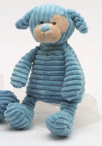 Teddy Bear Stuffed Toy, Kordy Blue Unipak Plush Dog Wide Corduroy 12 Inch Toy Very Soft Non Allergic For Sale Online Ebay