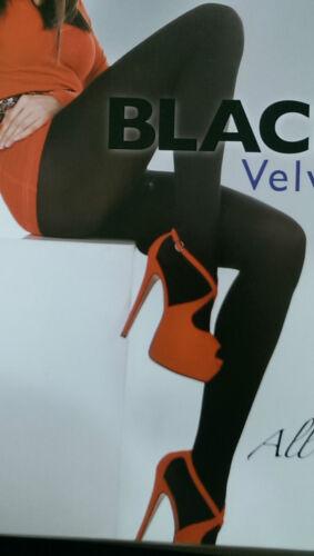 OFFER ! H-Q  LADIES WOMEN TIGHTS 80 DEN HOSIERY LINGERIE BY BLACK VELVET!!